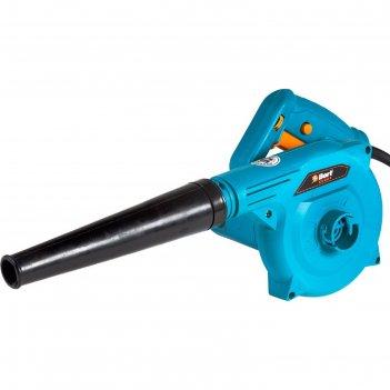 Электрическая воздуходувка bort bss-600-r, 600 вт, 240 м3/час, 13000 об/ми