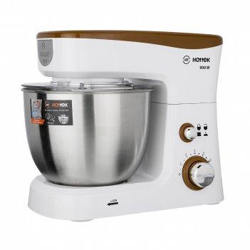 Кухонная машина hottek ht-977-001 900вт, цвет коричневый (кор=2шт.)