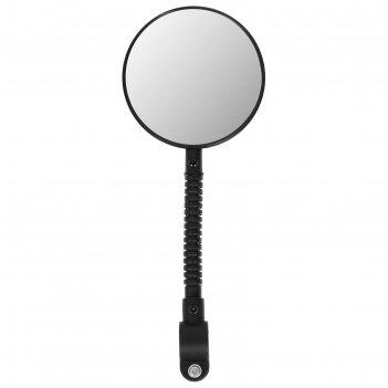 Зеркало заднего вида jy-3а пластик, цвет чёрный