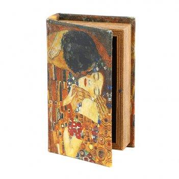Шкатулка-книга 17*11*5 см.