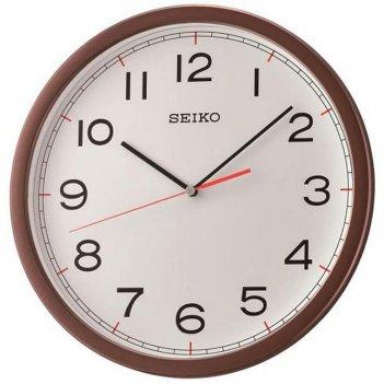 Настенные часы seiko qxa476bt
