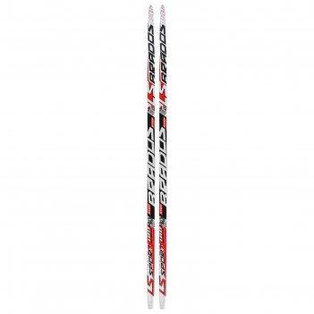 Лыжи пластиковые бренды цст (step, 180 см)