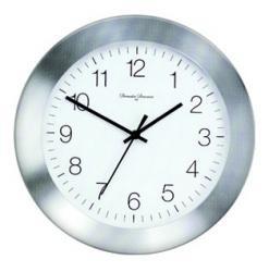 514 часы настенные , алюминий, d.28см