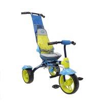 Велосипед трёхколёсный nika вд3, 2017, цвет синий