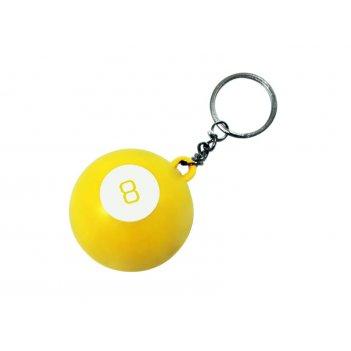 44310 шар для принятия решений брелок жёлтый