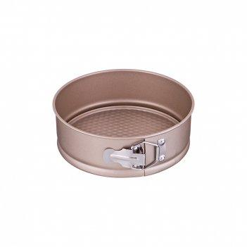Форма для выпечки agness разъемная с антипригарным покрытием 20,5*7 см (ко