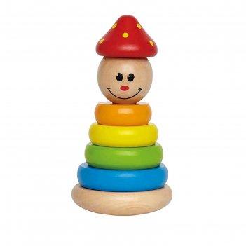 Пирамидка «клоун»