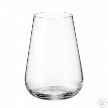 Набор стаканов для воды crystalite bohemia ardea/amundsen 300 мл (6 шт)