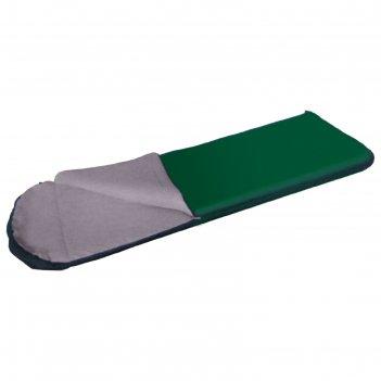 Спальный мешок onega300xl,  до +5с, 2 кг, 95смх245см