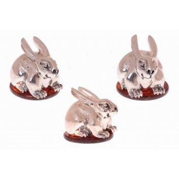 Сувенир толстый кролик