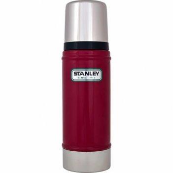 Термос stan 0.5qt classic vac btl цвет красный