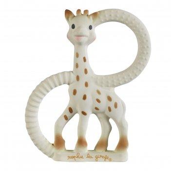 Прорезыватель vulli жирафик софи(жёсткий - для дальних зубиков)