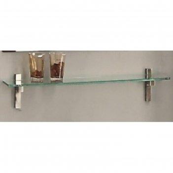 Полка стеклянная акватон ария 50