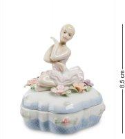 Cms-19/23 шкатулка балерина (pavone)