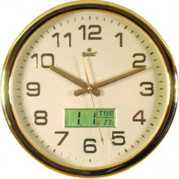 Настенные часы gastar t 533 c (пластик)