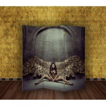 Ширма золотой ангел, 160 x 150 см