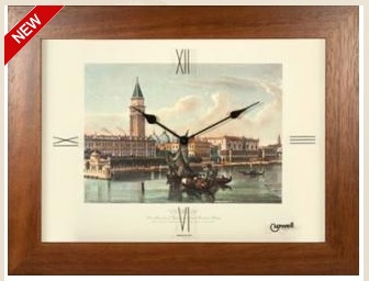 Настенные часы lowell 05477