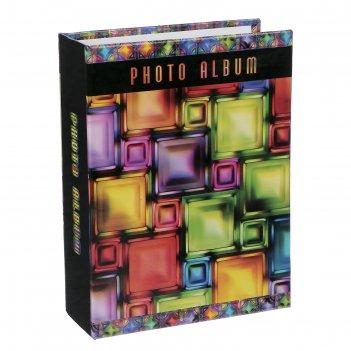 Фотоальбом на 100 фото 10х15 см pioneer mozaic 2