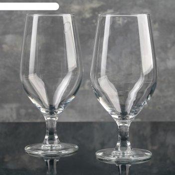 Набор бокалов для пива 450 мл селест, 2 шт