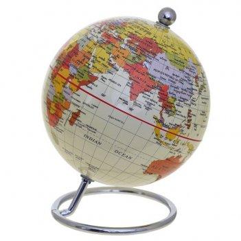 Глобус, 10*10*15,5 см