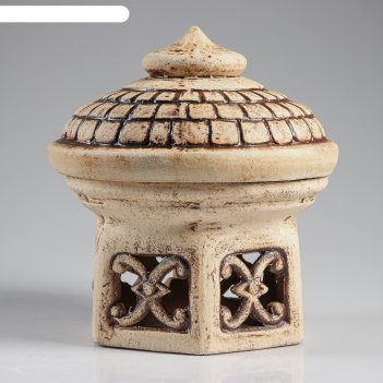 Садовый светильник султан шамот