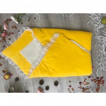 Одеяло на выписку, размер 115 x 125 см
