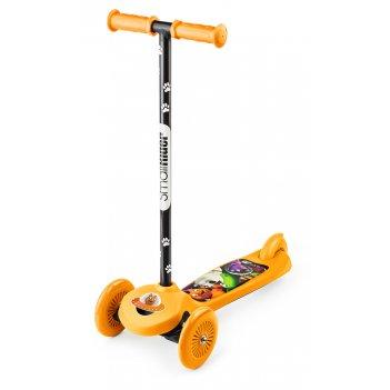 Трехколесный самокат small rider scooter (cz) (оранжевый)