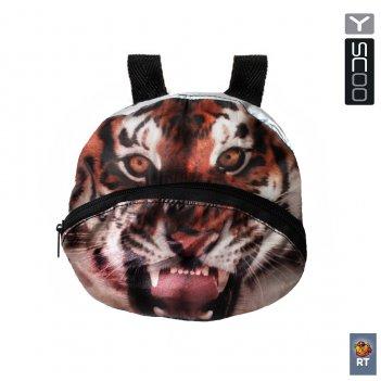 Сумка-чехол для самоката y-scoo bag тигр