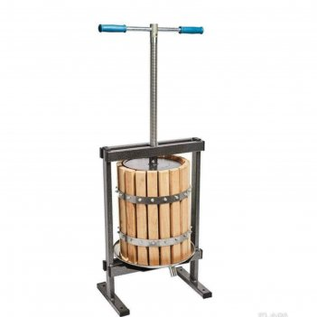 Пресс - соковыжималка вилен 20 литров (дуб)