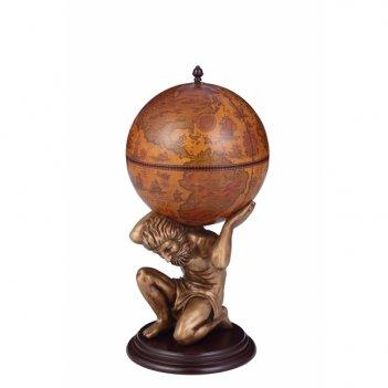 Глобус-бар, l33 w33 h67 см