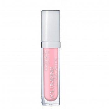 Блеск для губ catrice volumizing lip booster, оттенок 010 somebare over th