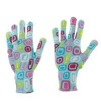 Перчатки нейлоновые микс (безразмерные)