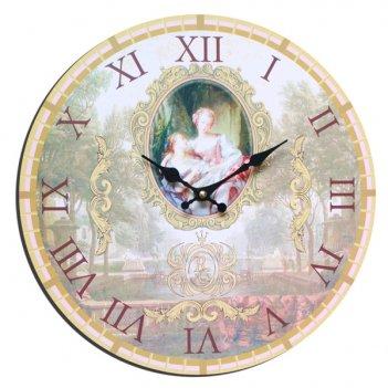 Изделие декоративное, композиция время, 33,8х33,8х3,5
