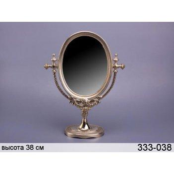 Зеркало мария антуанетта высота=38 см.