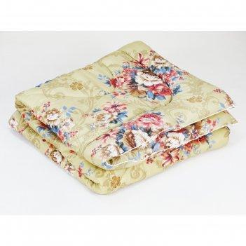 Одеяло всесезонное, размер 200 x 220 см, силиконизированное волокно, холло