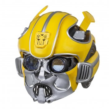 Маска hasbro transformers «бамблби», электронная
