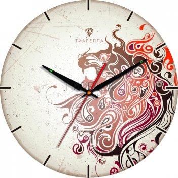 Настенные часы tiarella ретро 8