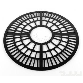Приствольная решетка (круглая) р-05 1000х1000