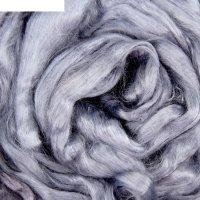 Шерсть для валяния (0258, светло-серый), 50 гр