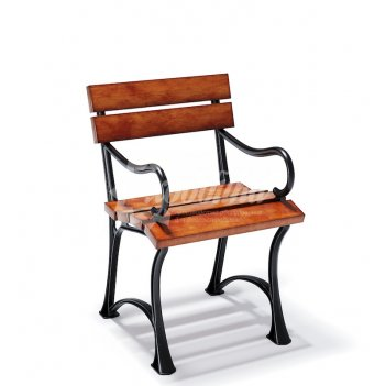 Кресло чугунное «ратио»