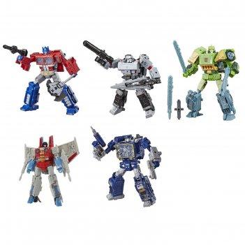 Игрушка hasbro transformers  «класс вояджеры», микс
