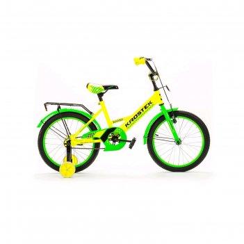 Велосипед 18 krostek bambi girl