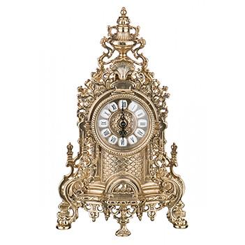 Часы каминные барокко 41х24х12,5см