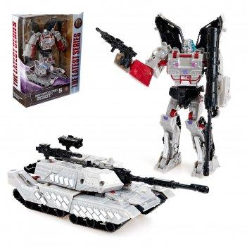 Робот - трансформер танк