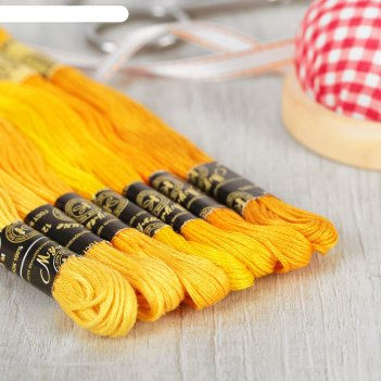 мулине для шитья