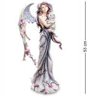 Ga-75 статуэтка ангел с тигренком