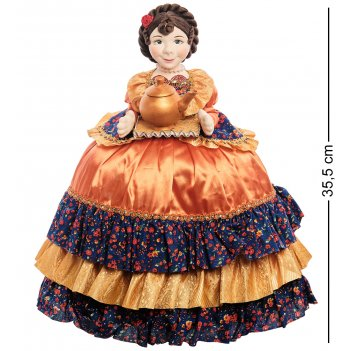 Rk-108 кукла-грелка на чайник купчиха
