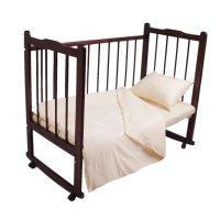 Комплект постельного белья (пододеяльник 110*140 см, простынь 105*145 см,