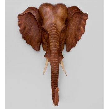 15-051 панно индийский слон 80 см суар