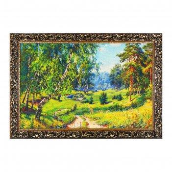 Гобеленовая картина прекрасный лес